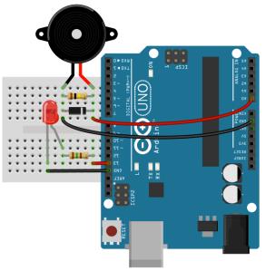 13 Piezo sensor