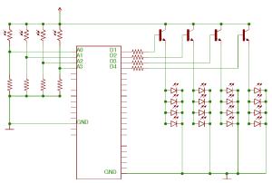 wilma led matrix eagle schematic